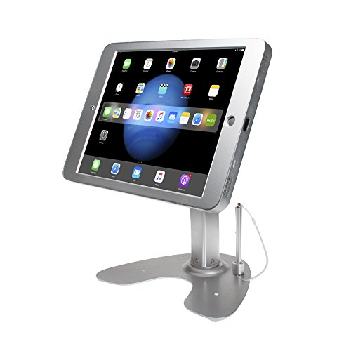 (CTA Digital PAD-ASKP Anti-Theft Security Kiosk Stand for iPad Pro 12.9 (Gen. 1 and 2) )
