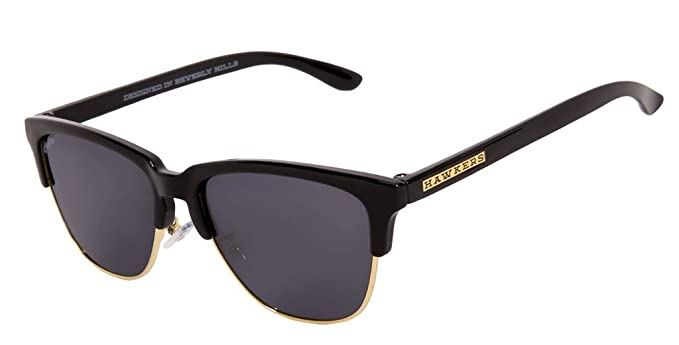 Hawkers - Gafas de sol crystal black dark · classic: Amazon ...