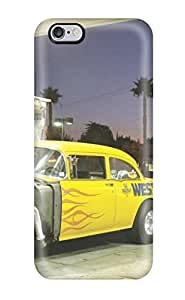 Hot Chevy Vehicles Cars Chevy First Grade PC Phone Case Cover For Apple Iphone 4/4S Cover