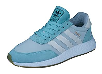 adidas Originals Iniki Runner I-5923 Womens Trainers/Shoes - Floral Green-9