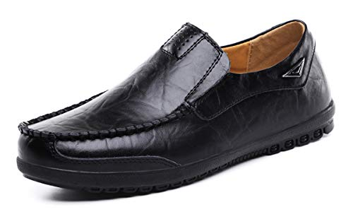 MOHEM Mens Casual Slip On Loafers Shoes