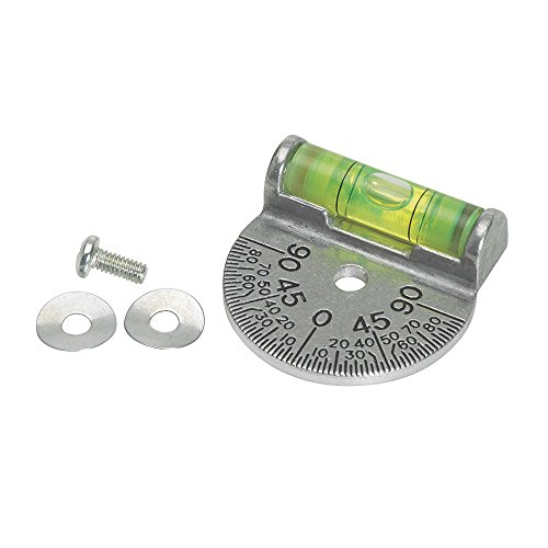 (Jackson Safety Dial Set Level (14797), Aluminum, 180-Degree Adjustable DSL, Use with Curv-O-Mark Tools, 1 Level/ Order )