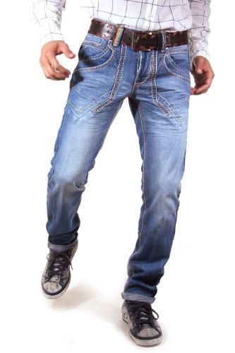 R-NEAL Jeans slim fit (blau)