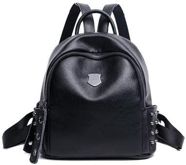 LHGY Backpack Leather...