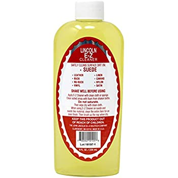 Best Nubuck Leather Furniture Cleaner