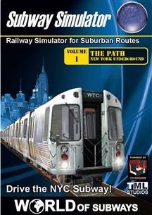 (WORLD OF SUBWAYS RAILWAY SIMULATOR (WIN XPVISTA))