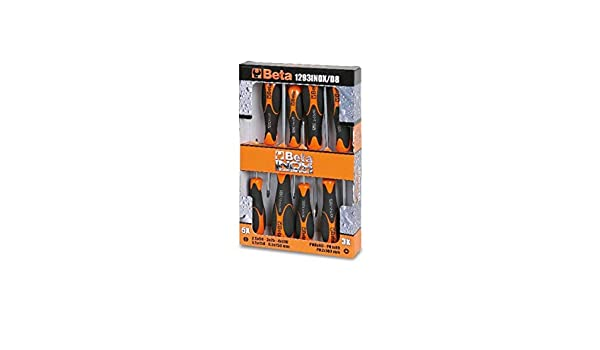 Beta 012730851-1273Mq//D6-Juego De 6 Destornilladores