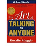 img - for The Art of Talking to Anyone: Essential People Skills for Success in Any Situation (CD-Audio) - Common book / textbook / text book