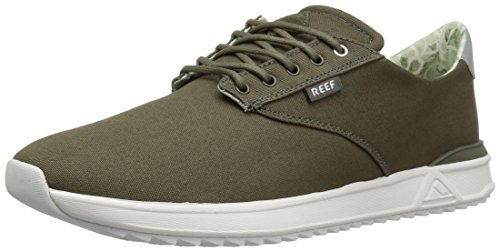 Olive Reef Reef uomo Reef Sneaker Olive uomo uomo Sneaker Olive Sneaker Reef t7qwndBZ