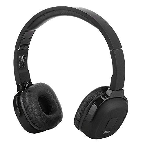 [技適認証済]LinGear Direct Bluetooth ヘッドフォン...