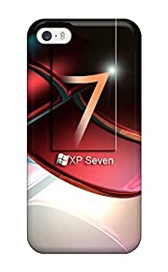 New Microsoft Xp Seven Protective Iphone 5/5s Classic Hardshell Case