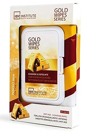 Idc Institute Colloidal Gold Wipes Anti-Aging -ref 7600: Amazon.es
