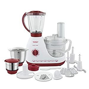 Maharaja Whiteline FP-100 600W Food Processor