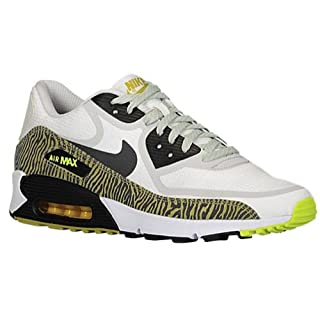 NIKE Air Max 90 CMFT PRM TAPE Summit White Newsprint Gold