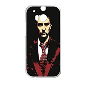 Fight Club HTC One M8 Cell Phone Case White Mnjgp