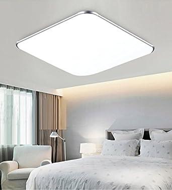 SAILUN 18W Kaltweiss Ultraslim LED Deckenleuchte Modern Deckenlampe Flur Wohnzimmer Lampe Schlafzimmer Kche Energie Sparen Licht