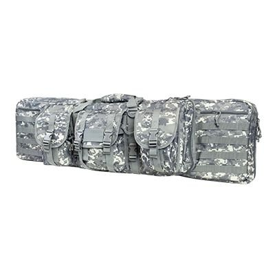 Nc Star Double Carbine Case, Camo, (Camo Rifle)