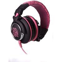 Tt eSPORTS HT-DRA007OEPK Chao Series Headphones, Dracco Performance - Pink