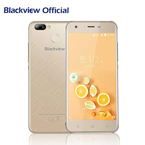 Blackview Mobile Phone Cheap, A7Pro Dual SIM Smartphone Unlocked -Android...