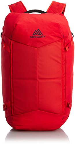 Gregory Mountain Products Compass 30 Day Pack, Flame Red, One Size
