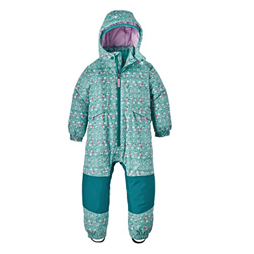 Price comparison product image Patagonia Baby Snow Pile One-Piece (5T,  Sockeye Scales: Strait Blue)