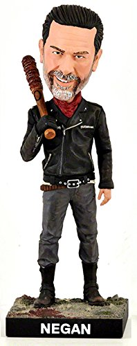 Royal Bobbles The Walking Dead Negan with Lucille Collectible Bobblehead Figure