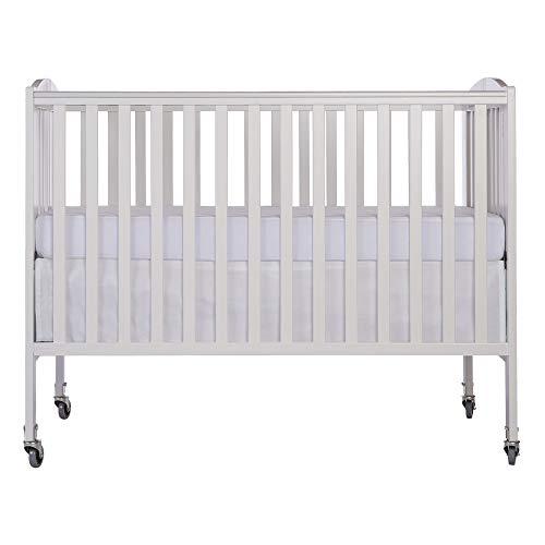 folding convenience crib