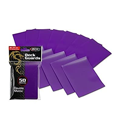 1000 BCW Standard Gaming Card Teal Deck Guards Double Matte protective sleeves
