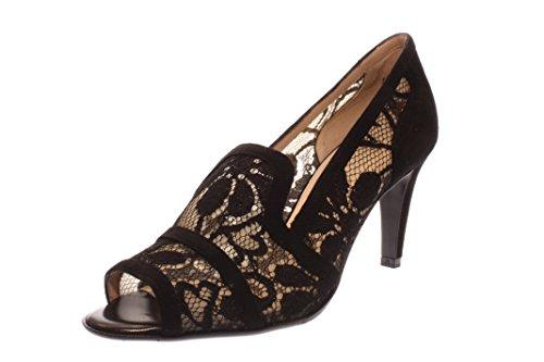 Mujeres Zapatos de tacón Schwarz negro, (schwarz) 96783/239
