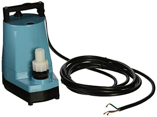 Little Giant 505202 5-MSP 230 Volt 1200 GPH Utility Pump (5 Msp Submersible Pump)