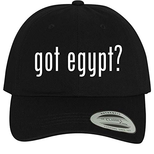 - BH Cool Designs got Egypt? - Comfortable Dad Hat Baseball Cap, Black