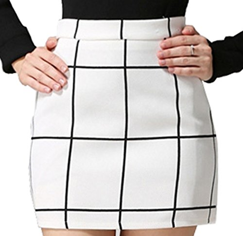 Mini Pencil Skirt - 9