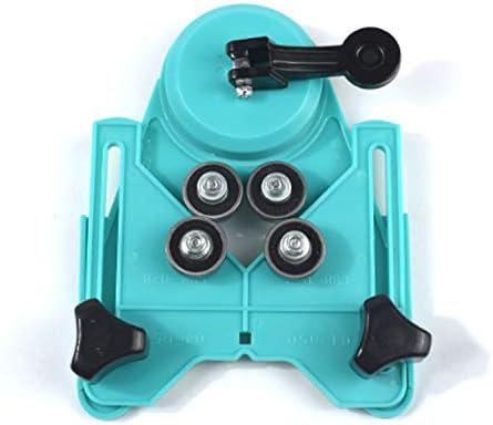 ドリルビットホールソーガイド4mm-83mm調整可能なロケータロケータ/ガラス/マーブル/タイルポジショニングパンチラバーサッカー 小さなハードウェアツール