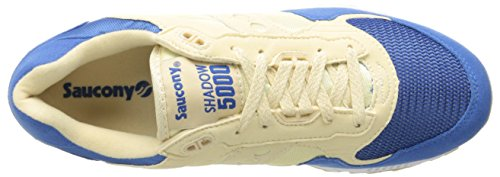 5000 Cream e nylon in Saucony Blue Shadow Sneaker suede blu xEfwnaSERp