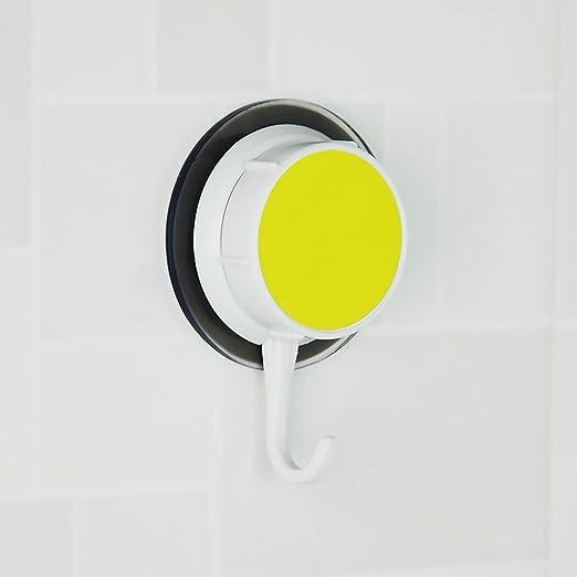 AX-living supplies Aspirador de vacío Gancho pequeño baño Pared ...