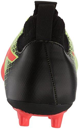 85593dc0fb7a70 ... Puma Kids Evoknit FTB FG Schuhe Fizzy Yellow-red Blast-puma Black ...