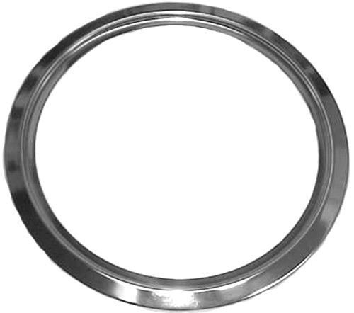 Electric Range Trim Ring - GE WB31X5013 Stove, Oven, Range Chrome Trim Ring,