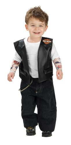 Harley Davidson Motorcycle Dress Up Kit