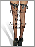 Sissy Assignments 11 thru 20 (The Making of a Sissy)