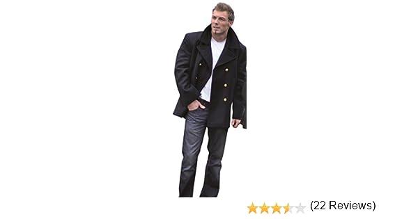 Mil-Tec alemán BW Marine Colani chaquetón Navy: Amazon.es: Ropa y accesorios