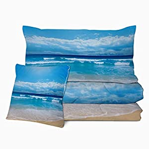 41PbljoUEYL._SS300_ Coastal Comforters & Beach Comforters
