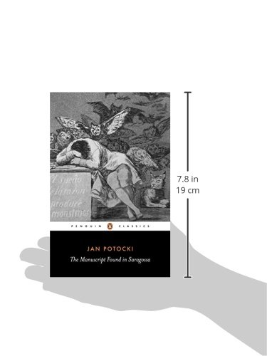 The Manuscript Found in Saragossa (Penguin Classics): Amazon.es: Jan Potocki, Ian MacLean: Libros en idiomas extranjeros