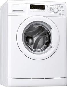 Bauknecht WAK 83 Waschmaschine FL / A+++ / 193 kWh/Jahr / 1400 UpM / 8 kg /...