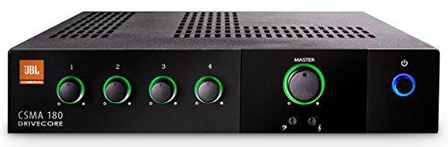 JBL 180 4 Channel Commercial Mixer Amplifier