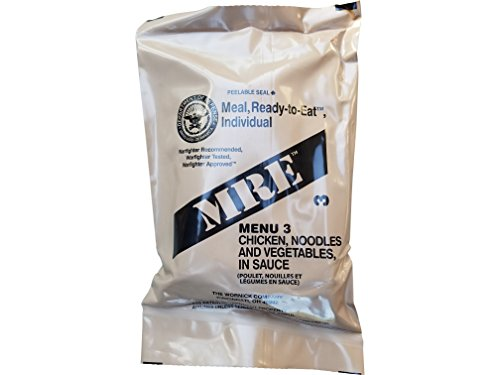 chicken and noodle mre - 3