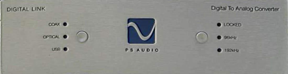 ps audio usb対応 完全ディスクリート構成 daコンバータ DIGITAL LINKⅢ オリジナル布ダストカバー[プレゼント セット]   B07QYVQX7S
