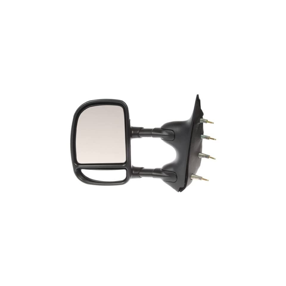 Dorman 955 1297 Ford E Series Van Driver Side Manual Replacement Side View Mirror Automotive