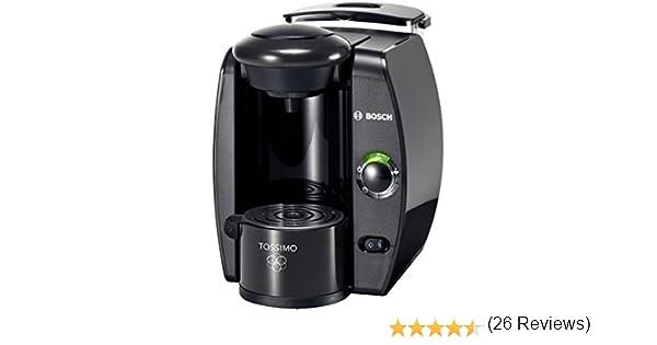 Bosch TAS4000 - Máquina multibebida automática Tassimo, 1300 W, depósito de agua extraíble de 2 l: Amazon.es: Hogar