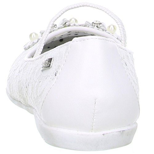 fille Junior Weiß pour Ballerines Miss Sixty xTYwWBnZ