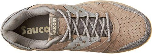 Saucony-S70306-1 Unisex Gris 46.5